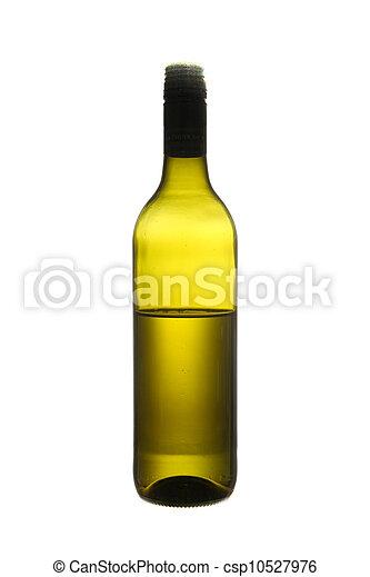 wine bottle - csp10527976