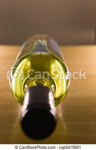Wine Bottle - csp5415691