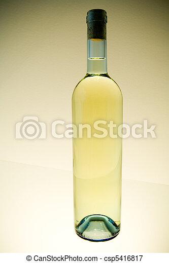 Wine Bottle - csp5416817