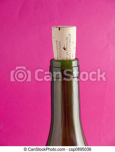 WINE BOTTLE - csp0895036