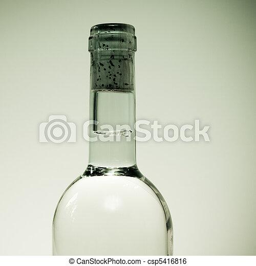 Wine Bottle - csp5416816