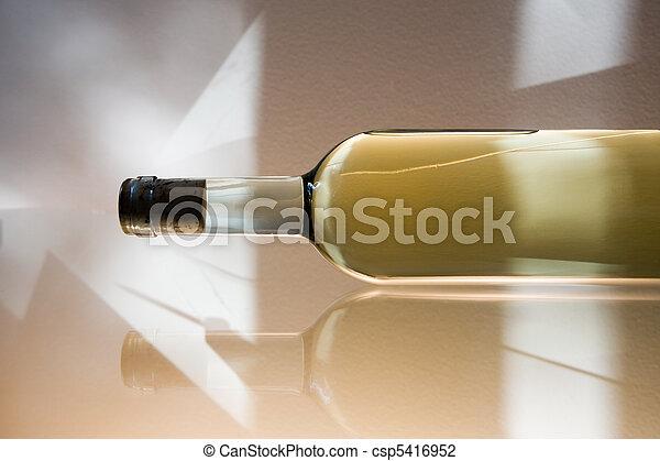 Wine Bottle - csp5416952