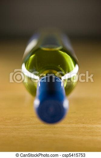 Wine Bottle - csp5415753