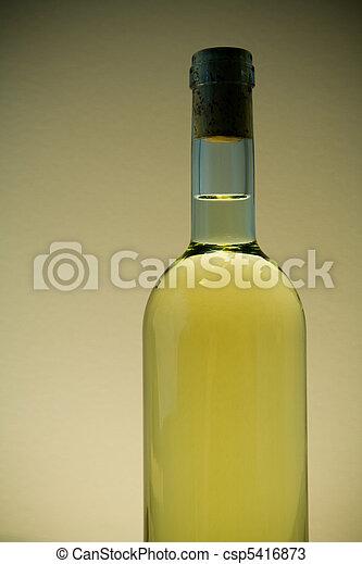Wine Bottle - csp5416873