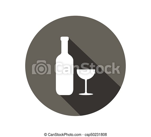 wine bottle - csp50231808