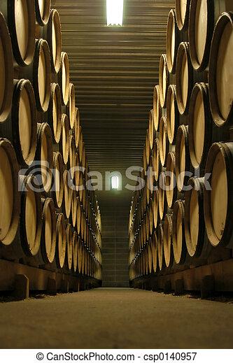 Wine cellar - csp0140957