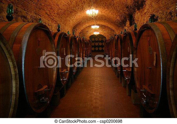 Wine Cellar - csp0200698