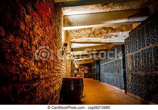 Wine Cellar - csp26210680