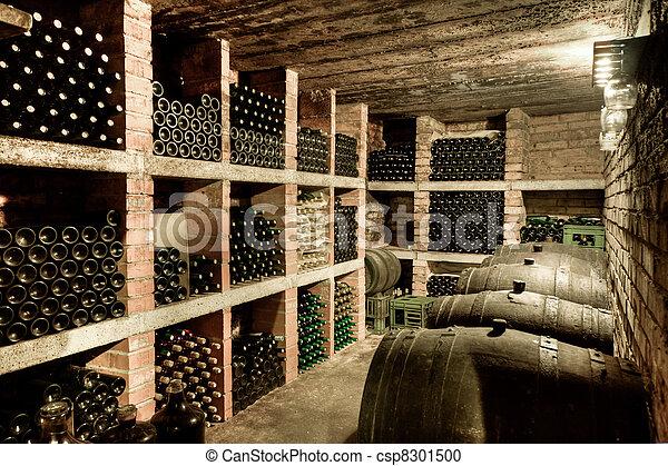 wine cellar - csp8301500