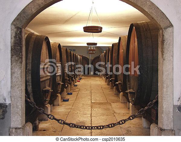 Wine Celler - csp2010635