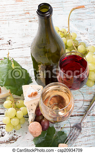 wine, drink - csp20934709