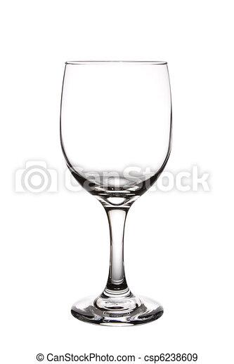 Wine Glass - csp6238609