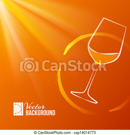Wine glass - csp14014773