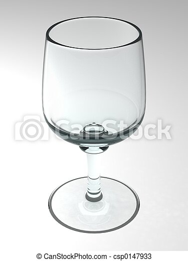 Wine glass - csp0147933