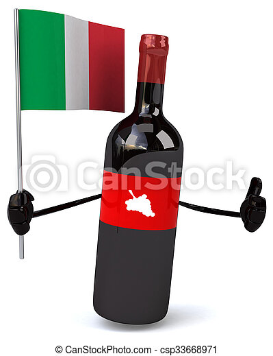 Wine - csp33668971