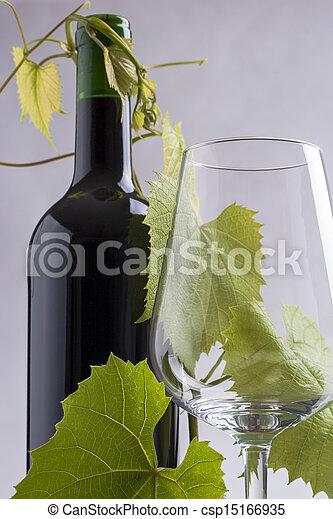 Wine - csp15166935