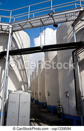 Wine Storage - csp1339594