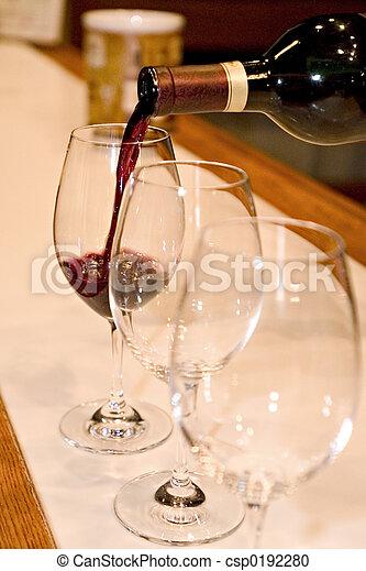 Wine testing - csp0192280