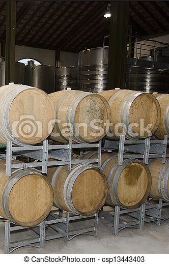 Winery - csp13443403