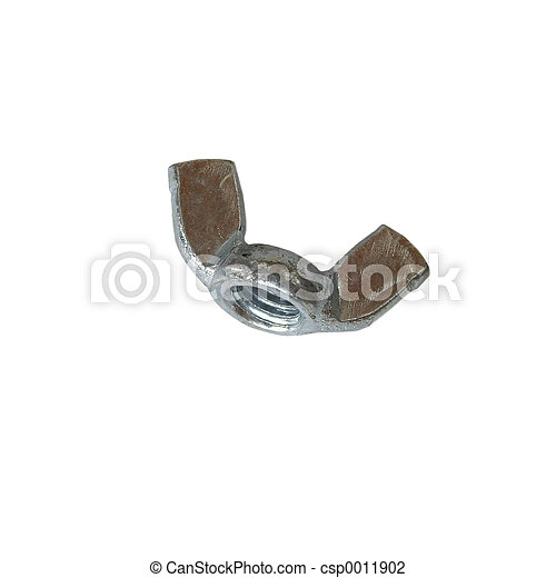Wing Nut Side View - csp0011902