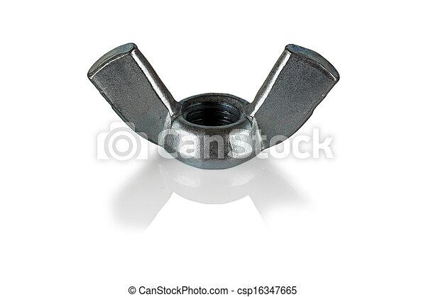 Wing nut. - csp16347665