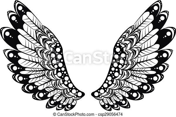 wings - csp29056474