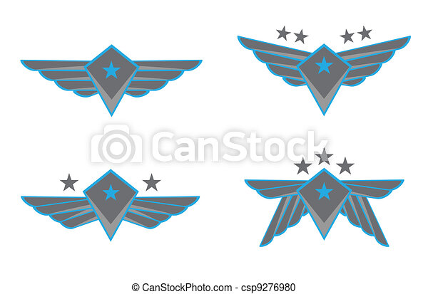 Wings Vector Illustration - csp9276980