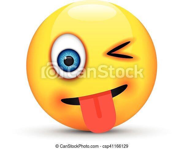 winking tongue out emoji Animated Winking Eyes Clip Art Large Winking Eye Clip Art
