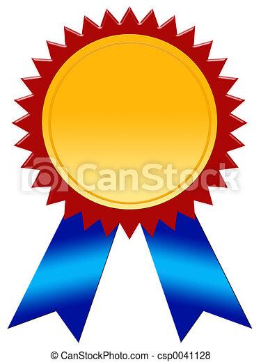 Winner badge - csp0041128