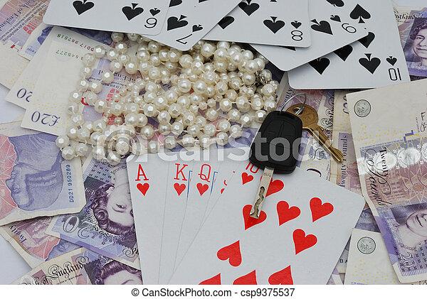 Poker hands winning to losing gambling effects on brain
