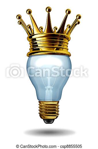 Winning Ideas - csp8855505