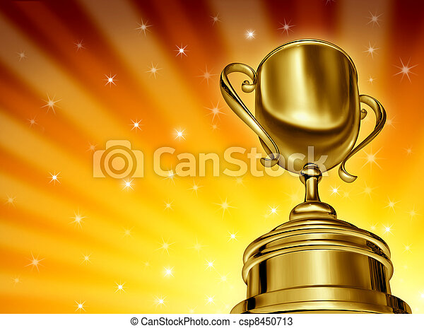 Winning Success - csp8450713