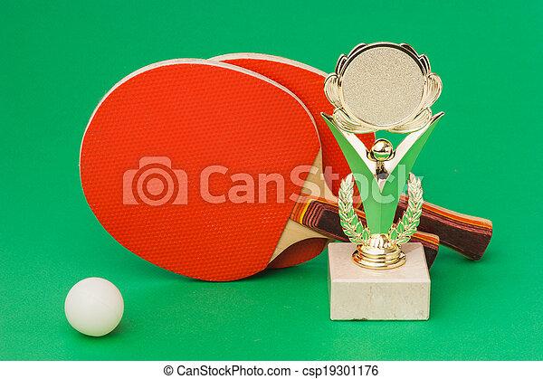 winning tennis tournaments - csp19301176