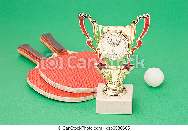 winning tennis tournaments - csp6380665