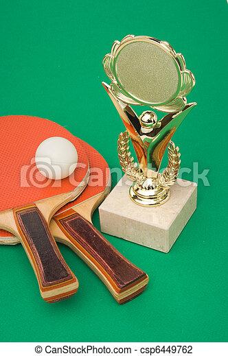 winning tennis tournaments - csp6449762
