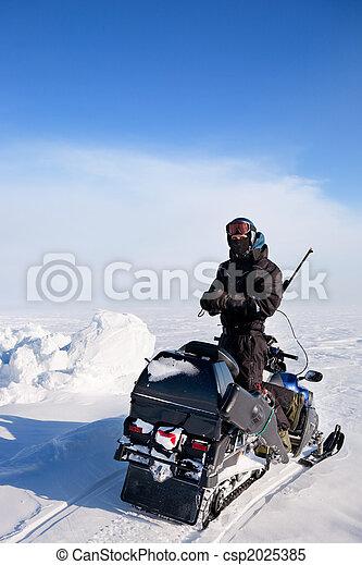 Winter Adventure Guide - csp2025385