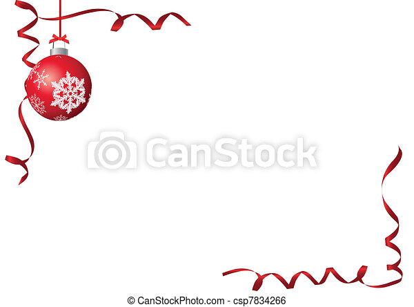 Winter background - csp7834266