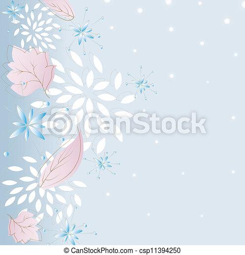 winter background - csp11394250