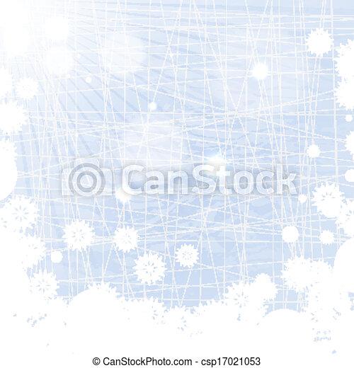 Winter background - csp17021053