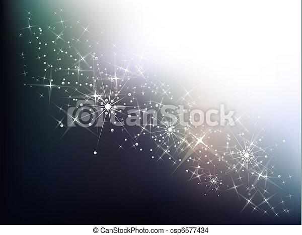 Winter background - csp6577434