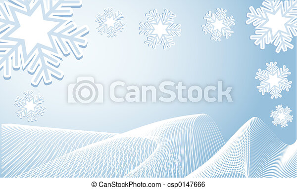 winter themed backgrounds