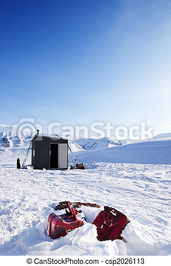 Winter Base Camp - csp2026113