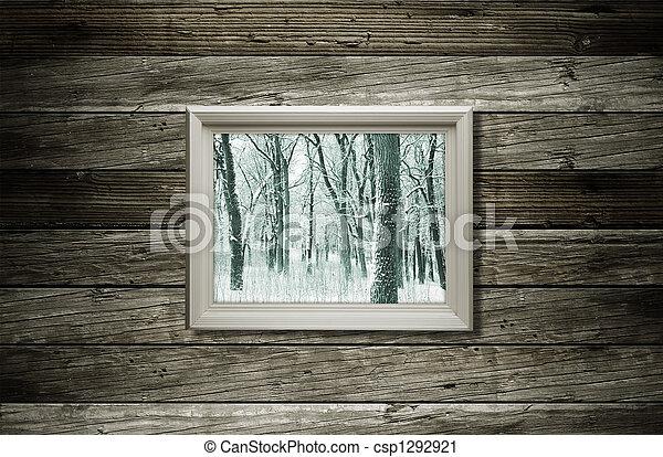 Winter - csp1292921
