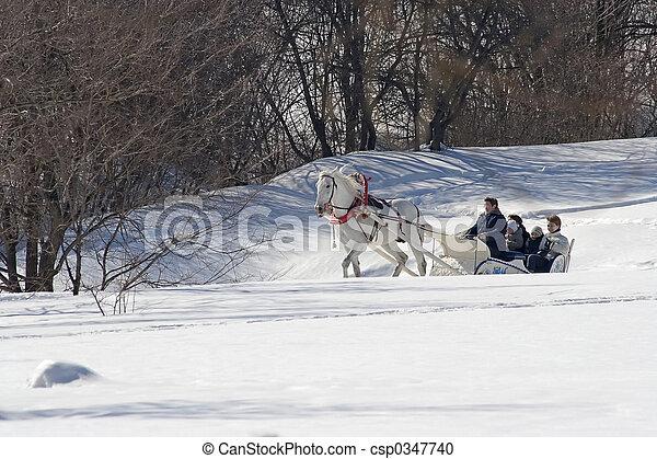 Winter holiday - csp0347740