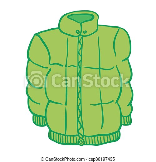 winter jacket cartoon vectors search clip art illustration rh canstockphoto com winter coat drive clipart Winter Mittens Clip Art