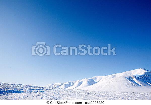 Winter Landscape - csp2025220