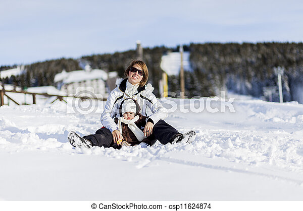 Winter - csp11624874