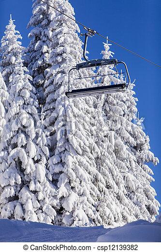 Winter - csp12139382