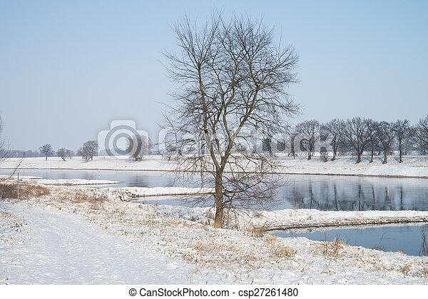 Winter - csp27261480