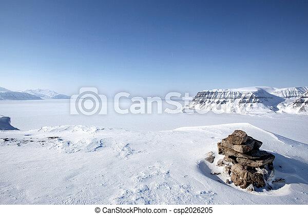 Winter Snow Wilderness - csp2026205